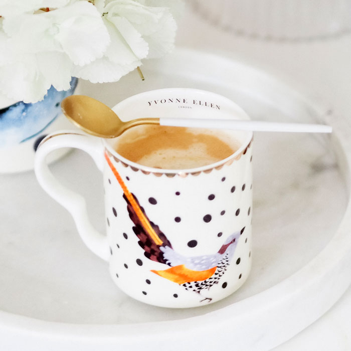 Yvonne Ellen Bird Mug - Buy Online UK