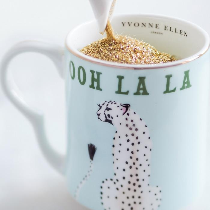Yvonne Ellen Cheetah Mug - Buy Online UK