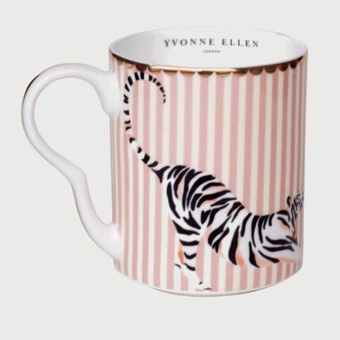 Yvonne Ellen Tiger Mug - Small Size