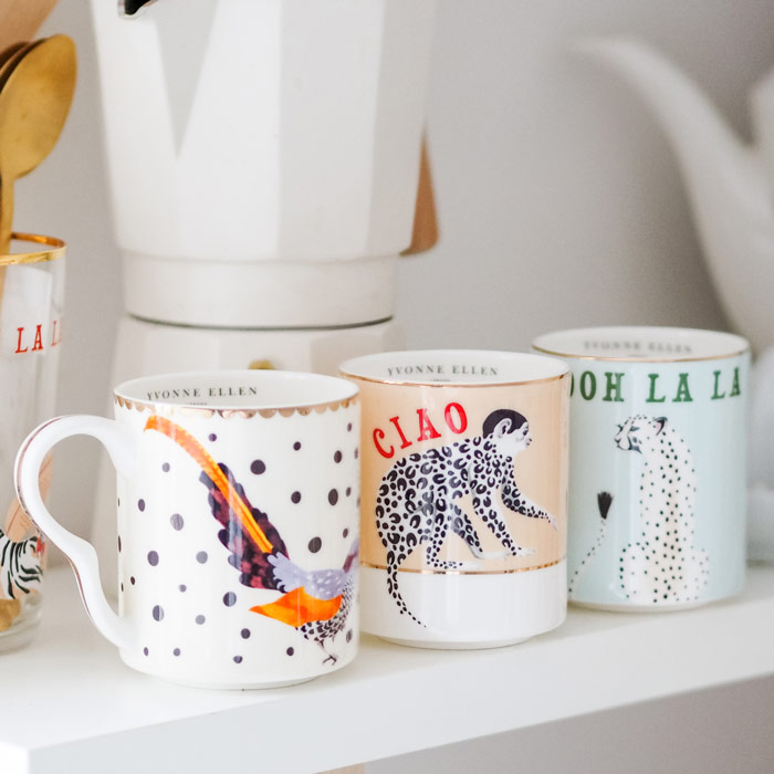 Yvonne Ellen Mugs - Buy Online UK
