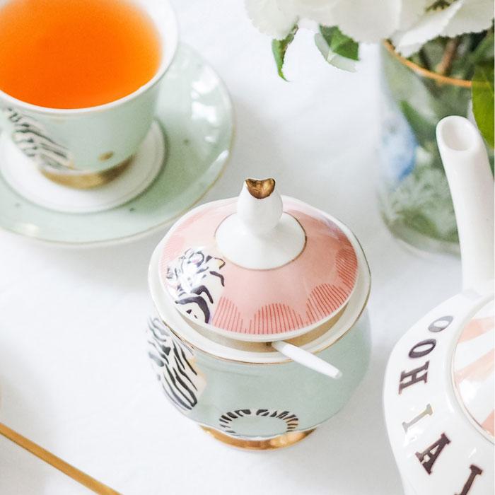 Yvonne Ellen Tiger Sugar Bowl - Buy Online UK