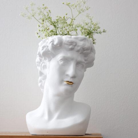 Parlane Head Statue Planter - Buy Online UK