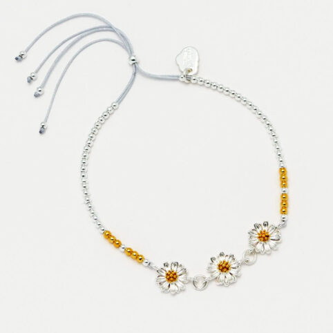 Daisy Chain Bracelet - Buy Online UK