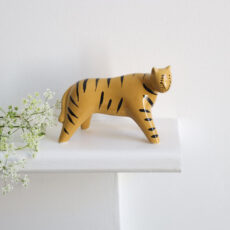 Ceramic Tiger Ornament - Gisela Graham