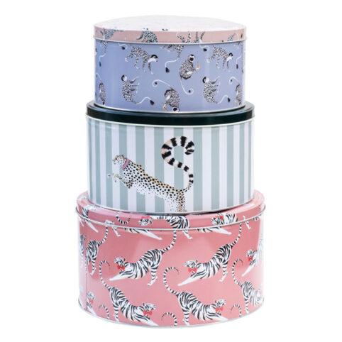 Set Of 3 Animal Cake Tins - The Ideal gift for the home baker. Buy online with free UK delivery