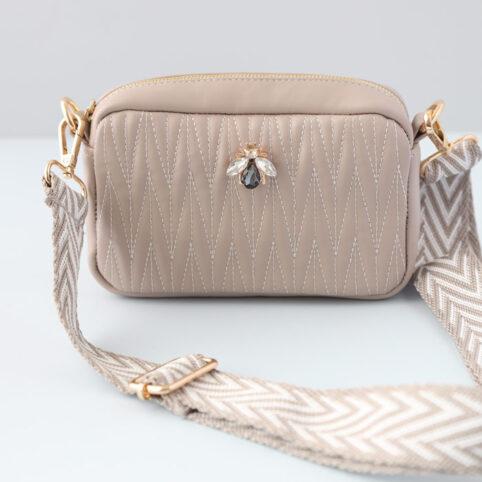 Sixton Small Crossbody Bag Vegan Leather