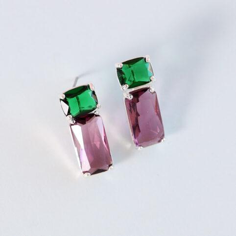 Demi Fine Gemstone Earrings - Buy Online UK