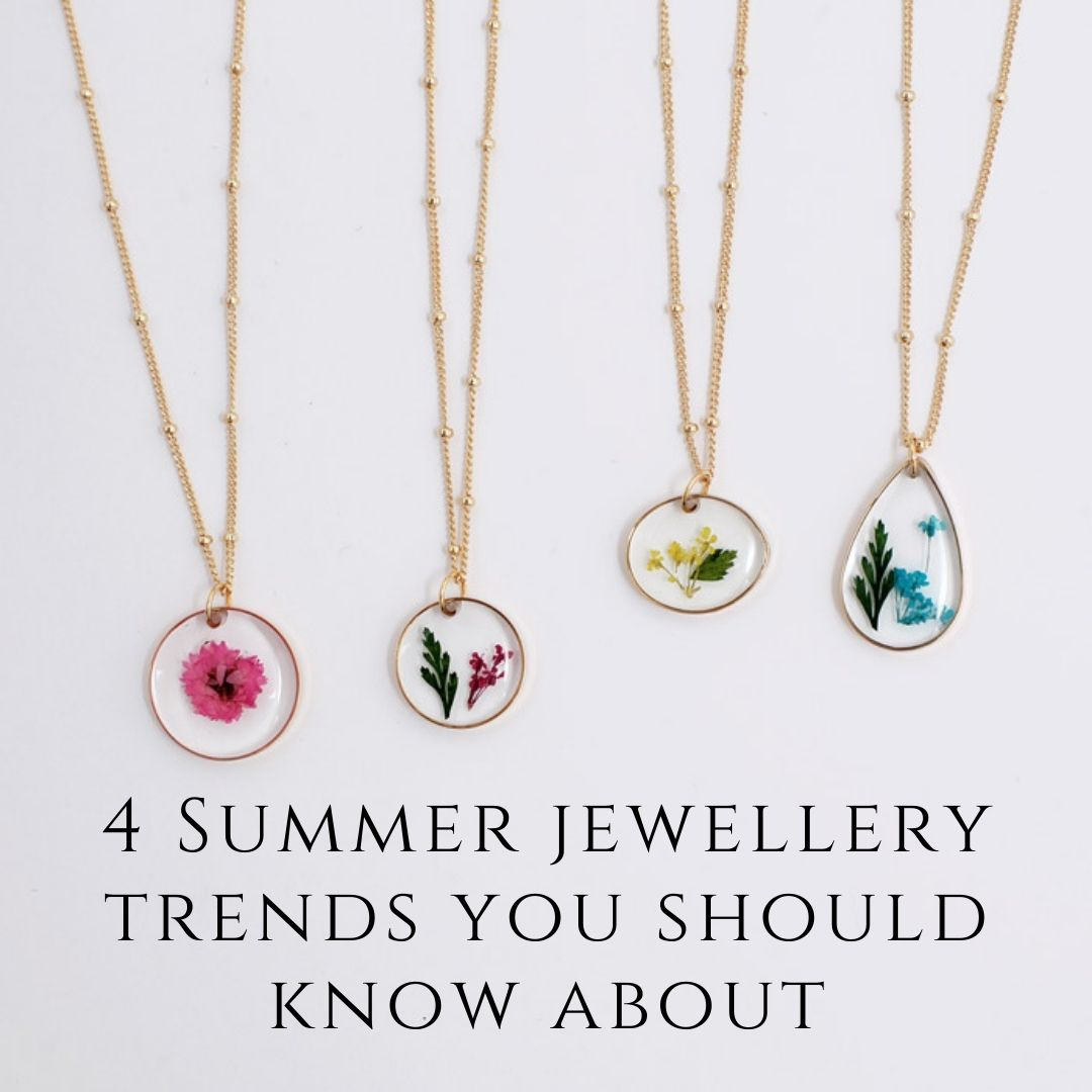 Summer jewellery trends you should know about