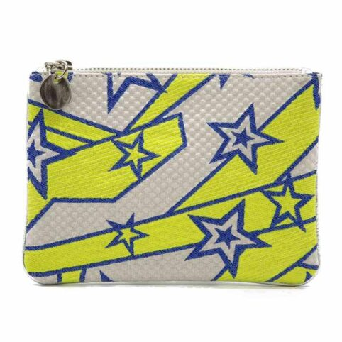 Nooki Neon Star Purse - Perfect For All Of Your Essentials. Buy Online With Free UK Delivery