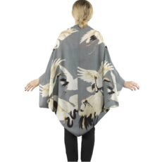One Hundred Stars Stork Shrug. Our Best-Selling Print With Free UK Delivery