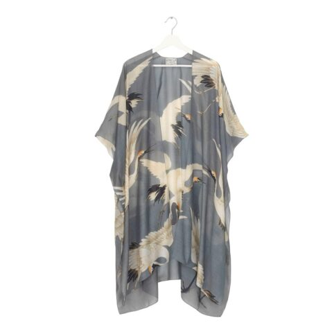 Stork Slate Throw Over Ethically Made. Purchase Online With Free Delivery