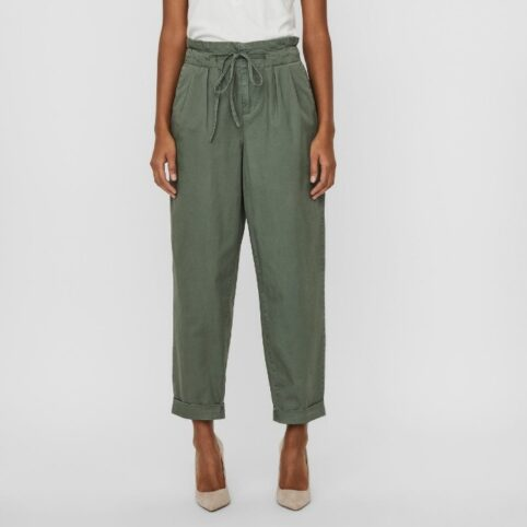 Vero Moda Loose String Pants - Purcahse Online With Free UK Delivery Over £20