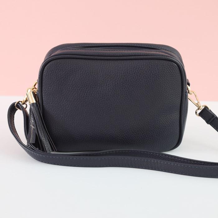 Crossbody Navy Bag Kris Ana - Buy Online UK