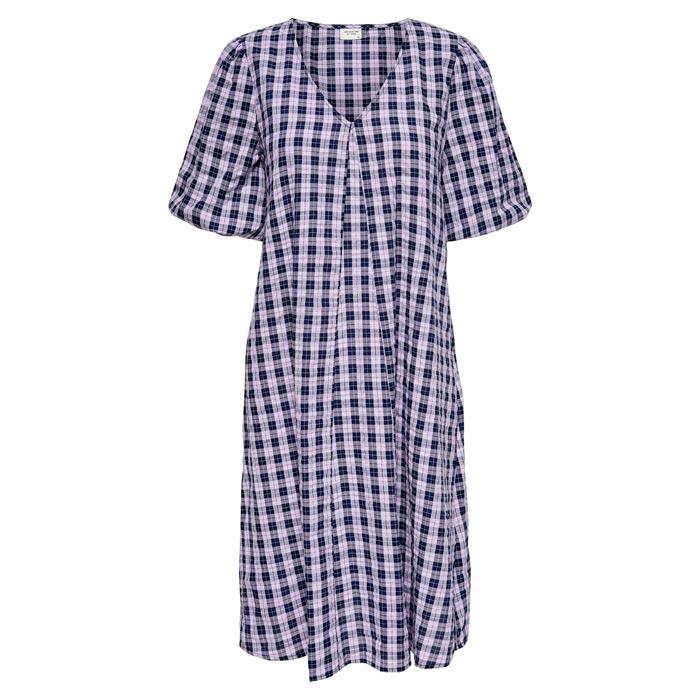 Check Gingham Print Dress - Buy Online UK