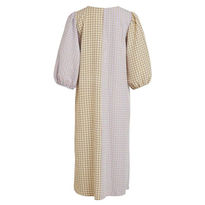 Vila Check Print Dress - BUY Online UK