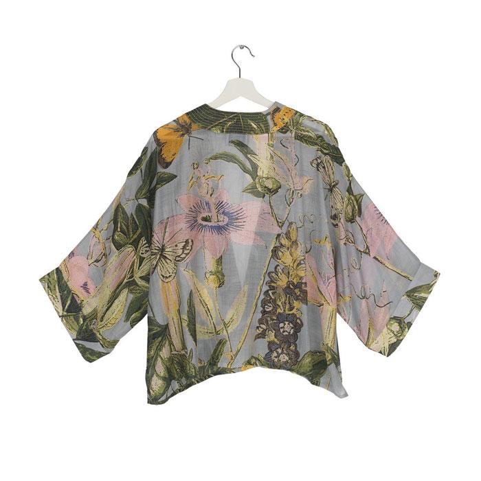Floral Print Kimono One Hundred Stars - Buy Online UK