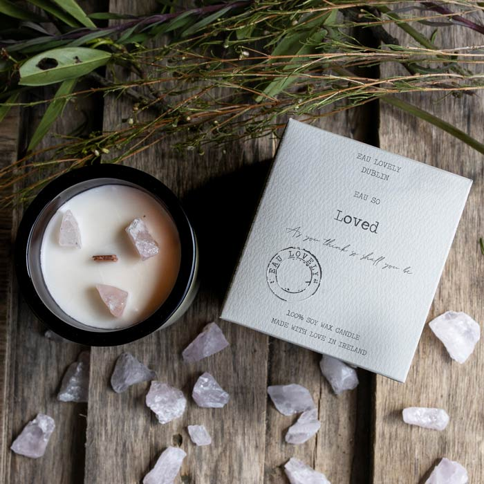 Eau Lovely Candle - Buy Online UK