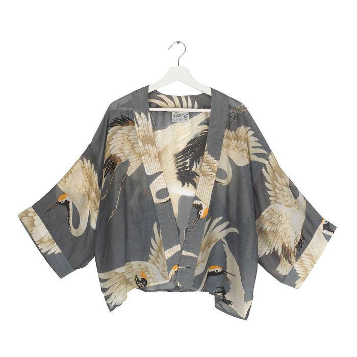 One Hundred Stars Short Kimono - Buy Online UK