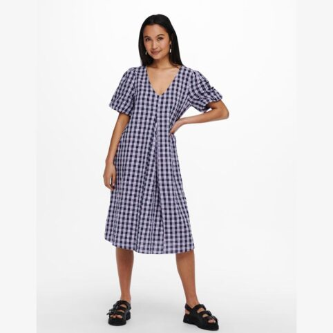 Gingham Summer Check Dress - Buy Online UK