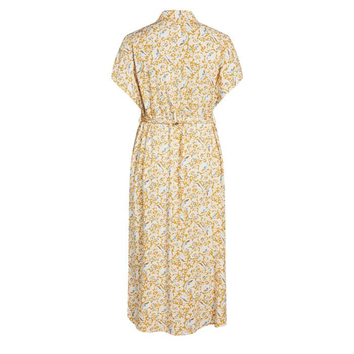Paisley Print Short Midi Dress - Buy Online UK