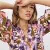 YAS Floral Summer Top - Buy Online UK