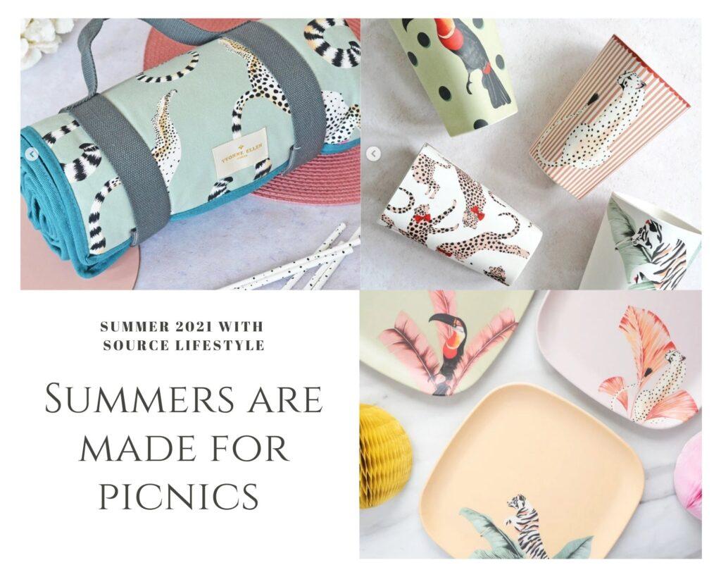 Yvonne ellen picnics collection for your summer salad