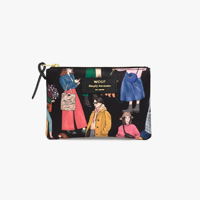 Wouf Girls Small Pouch - For Sale Online UK