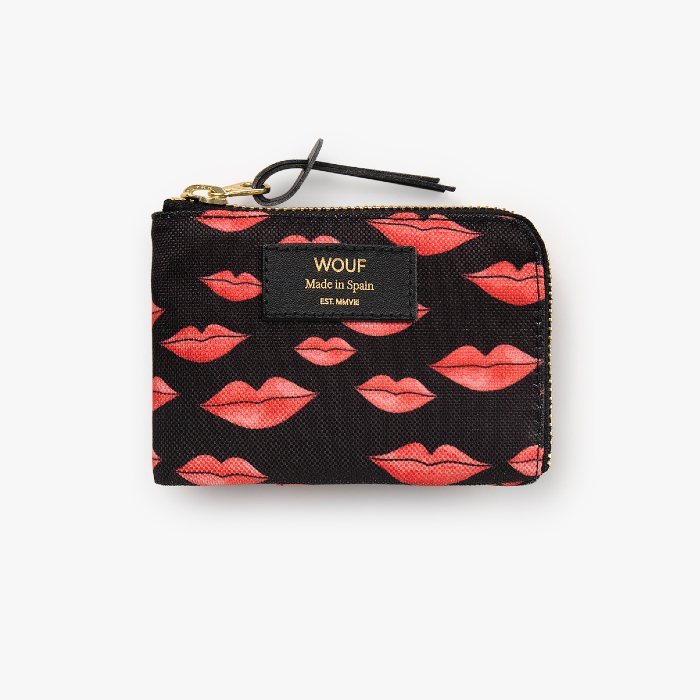 Wouf Lips Card Holder - Purchase Online UK