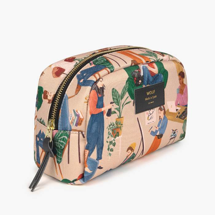 Wouf Cozy Makeup Bag - For Sale Online UK