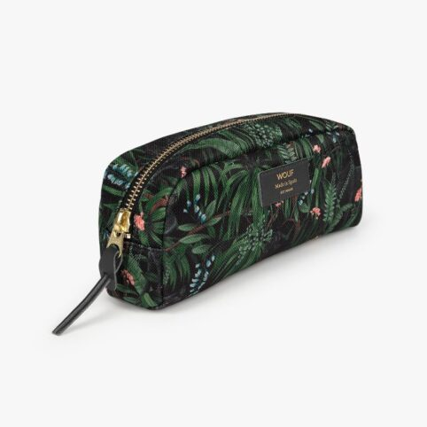 Wouf Janne Small Makeup Bag. Recycled Fabric - uy Online With Free UK Delivery