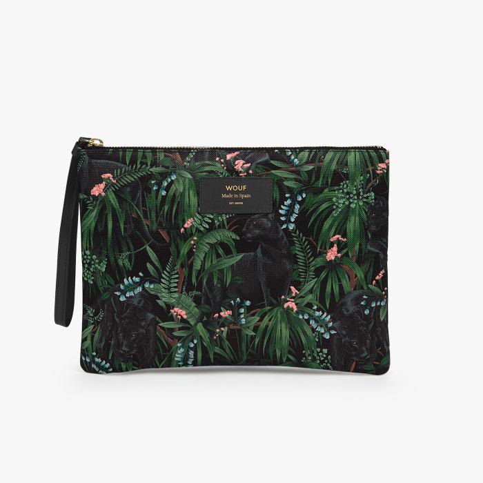 Wouf Janne XL Pouch - Recycled and Sustainable. Purchase Online