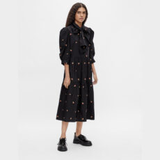 object embroidered flower dress - buy online UK